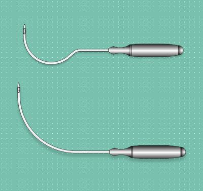 Aiguilles sont proposées pour la pose des implants SAFIRE et PROLAFIX-V.