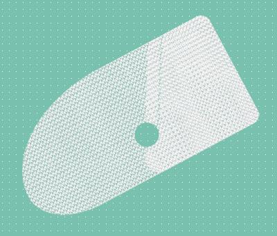 Hernies inguinales- implants 3D anatomiquesHernies inguinales- implants LF