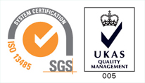 Certification ISO 13485 : 20 à 3