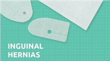 Inguinal hernias
